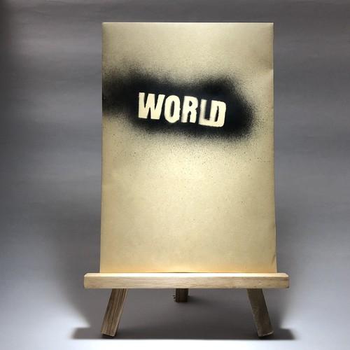 WORLD / =