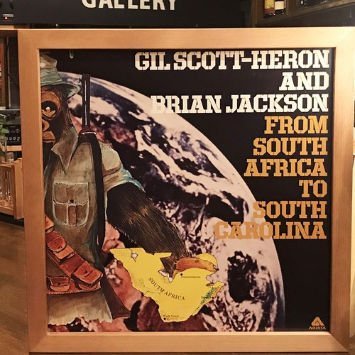 Gil Scott-Heron & Brian Jackson ‎– From South Africa To South Carolina (LP)