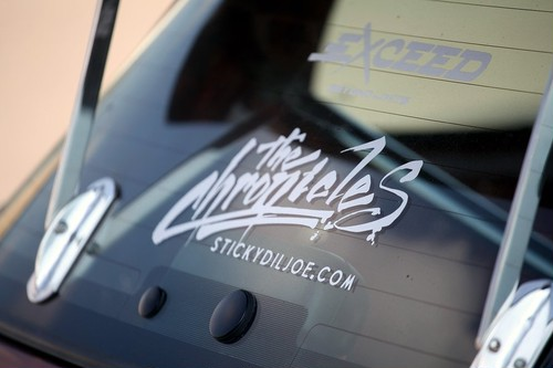 THE CHRONICLES VER. VII DECAL