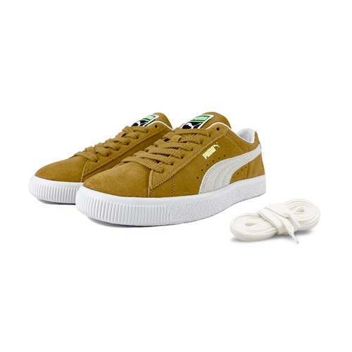 PUMA SUEDE VTG / HONEY MUSTARD