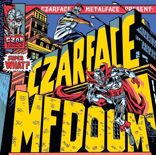 【ラスト1/LP】MF DOOM & CZARFACE - SUPER WHAT? -LP-