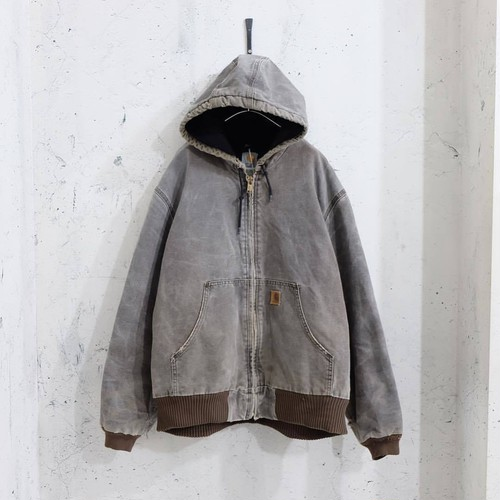 concrete duck jacket