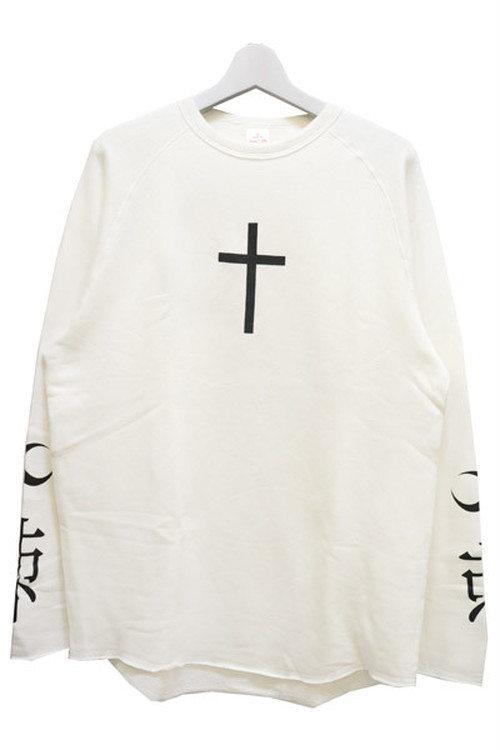 「棘」 Sweat (White)