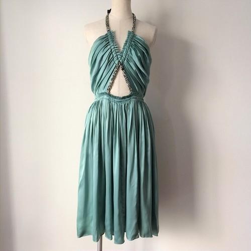 Chloe ホルターネックドレス