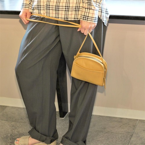 USA VINTAGE PANTS MADE IN ITALY/アメリカ古着パンツ
