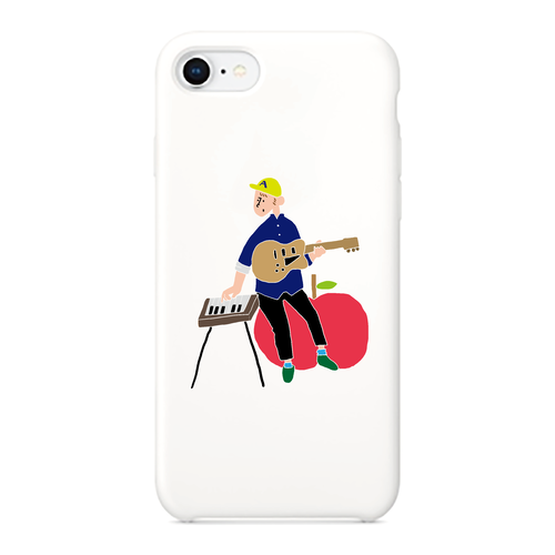 【teenage apple music】 phone case (iPhone / android)