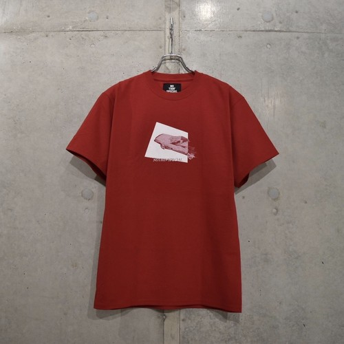 NOTHIN'SPECIAL TIME TRAVEL TEE / CARDINAL RED
