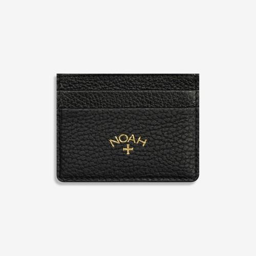Leather Cardholder(Black)