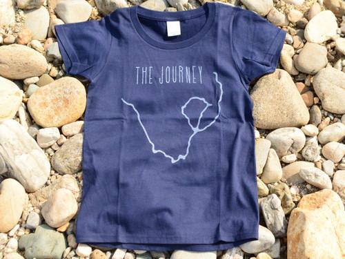 シンプルアクツTシャツ 「THE JOURNEY」