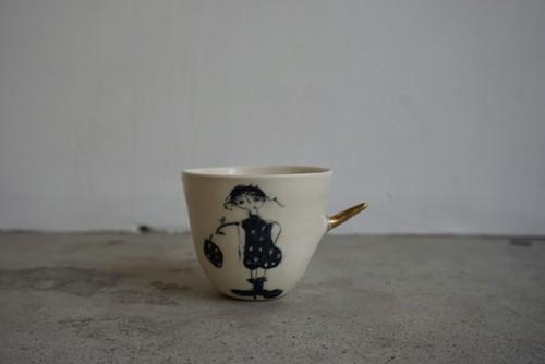 福森 泉 ツノカップ 1