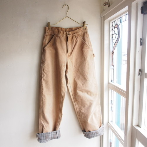 80s carhartt duck pants