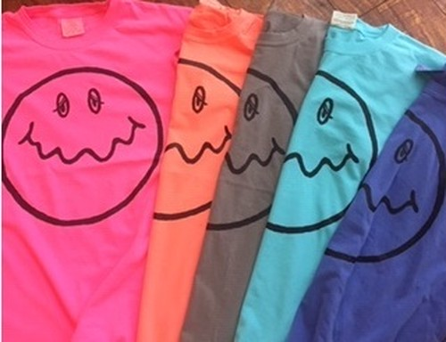 SMILE? T-SHIRTS