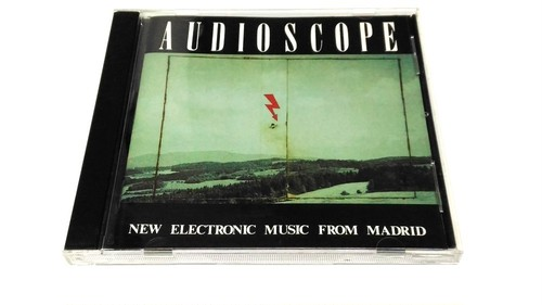 [USED] VA - Audioscope (1992) [CD]