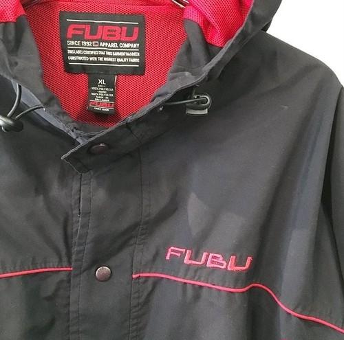 FUBU : mountain parka (used)