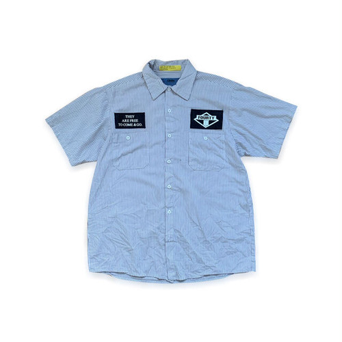 "Used ""US Stripe Work Shirt """
