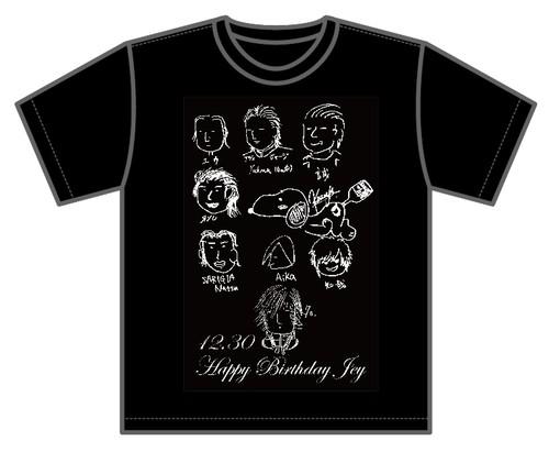 FIXER / JeyバースデーTシャツ(予約受付開始!)