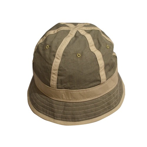 NOROLL / SOFTEN HAT -BROWNxBEIGE-