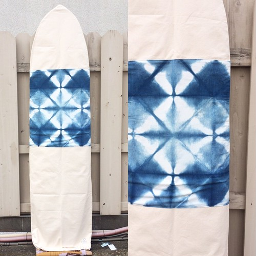 "Golden West Goods ""Indigo Dye Canvas Board Bag""  7'6"""