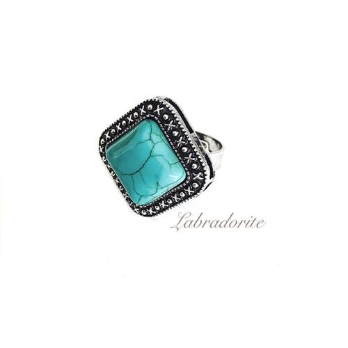 Square turquoise