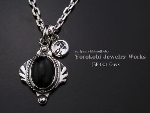 Jinny's JSP-001 オニキス ロゴチャーム付き