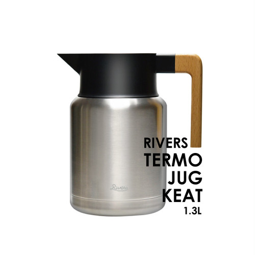 RIVERS THERMO JUG KEAT 1300ml