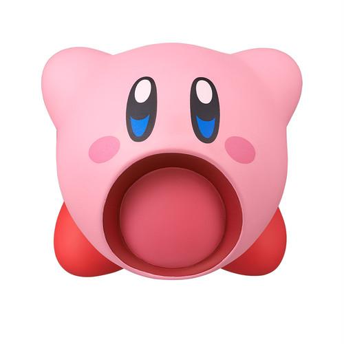 星のカービィ ソフビコレクション 【すいこみ】 Kirby  /  エンスカイ