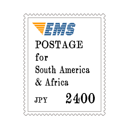 EMS POSTAGE for South America & Africa
