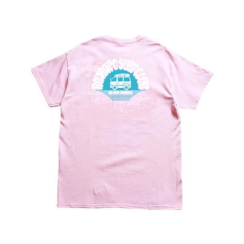 九州北部豪雨チャリティーTシャツ l.pink
