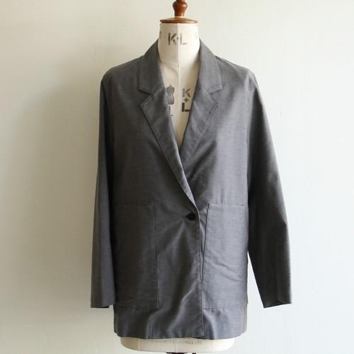 STILL BY HAND【womens】semi-double jacket