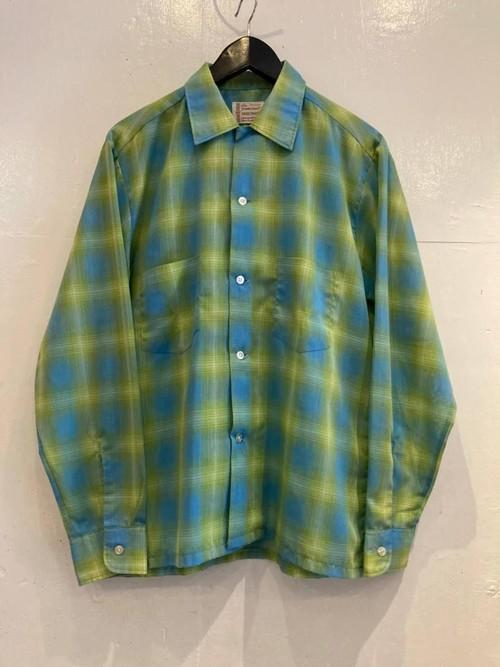 TOWN CRAFT チェックシャツ