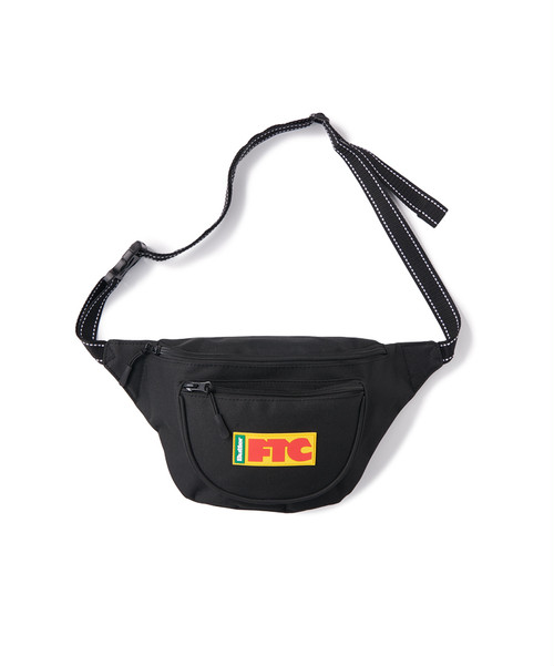 FTC (エフティーシー) / FTC x BUTTER GOODS FLAG HIP PACK -BLACK-