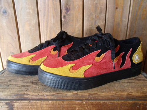 AIR WALK ★90s DEAD STOCK 【SINGE】
