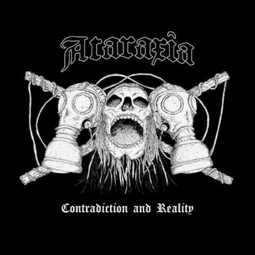 ATARAXIA - contradiction and reality CD