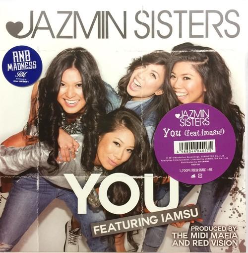 JAZMIN SISTERS『 You (feat. Iamsu!) 』