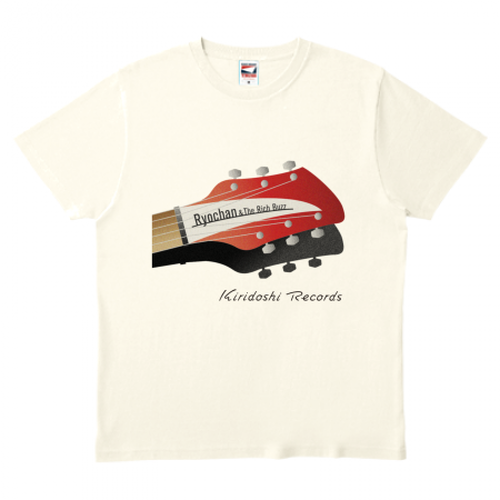 SOLD OUT「Ryochan&The Rich Buzz&KIRIDOSHI RECORDS」63' リッケンT-Shirts