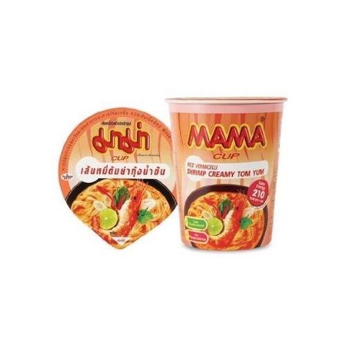 インスタントヌードル クリーミー トムヤムクン / Instant Cup Noodles Shrimp Creamy Tom Yum Flavor x3個