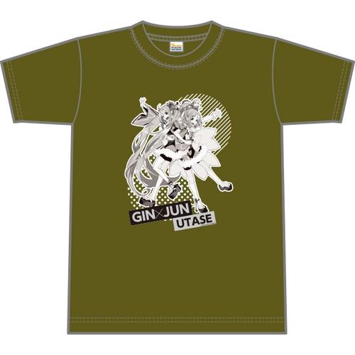 Tシャツ2016 オリーブ