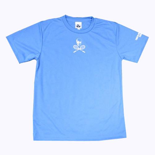 ビッグスカルゲームシャツ ノースカロライナブルー GS-001