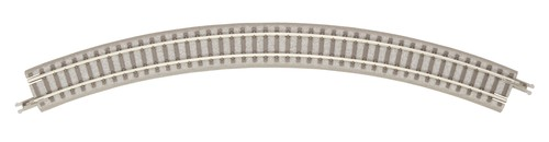 R004 クラシックトラック 曲線レール R220-45°(4本入)
