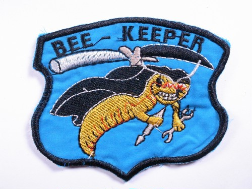 "OLD PATCH""BEE-KEEPER"""