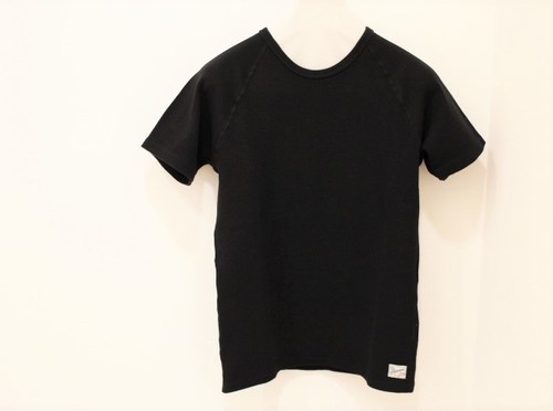 Kepani Short Sleeve T-shirts Black【KP9901MS】