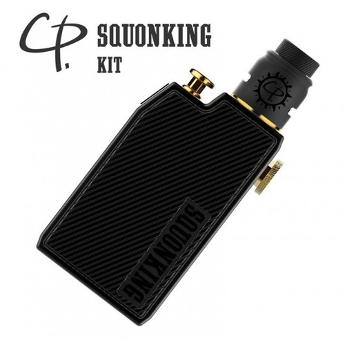 CP Squonking KIT by Advken【正規品】【送料無料】【MOD + RDA】【1 x 18650】【7ML】【BF Mechanical Box】