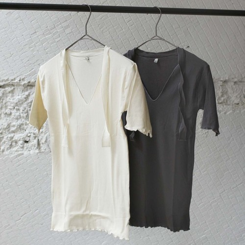 【Baserange】LOCH TOP COTTON