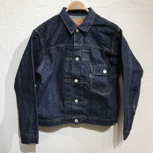 orSlow 『PLEATED FRONT BLOUSE #One Wash』