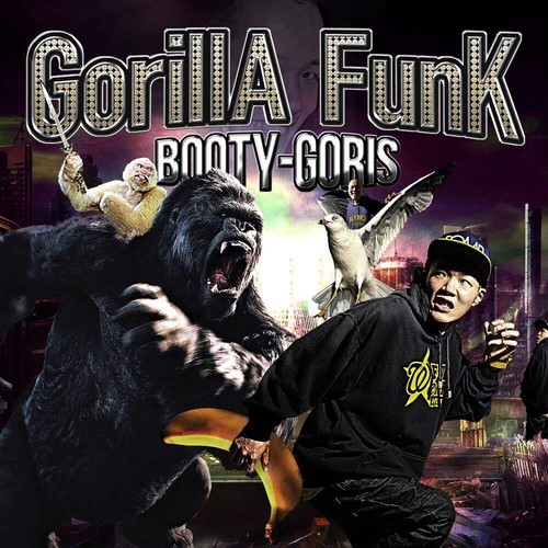BOOTY-GORIS / GORILLA FUNK (MIX CD)