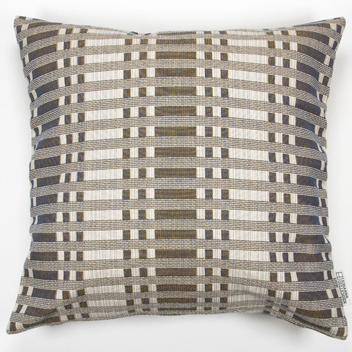 JOHANNA GULLICHSEN Zipped Cushion Cover Tithonus Lead