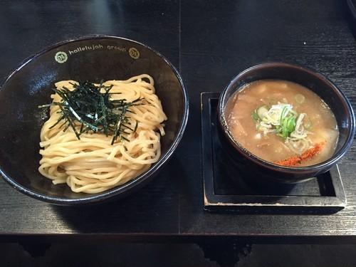 【麺の坊 晴レル屋】つけ麺
