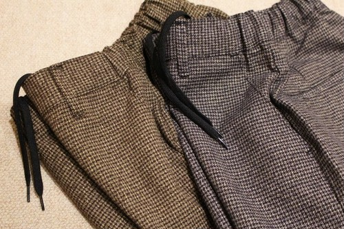 KAFIKA Houndstooth Lounge Trousers