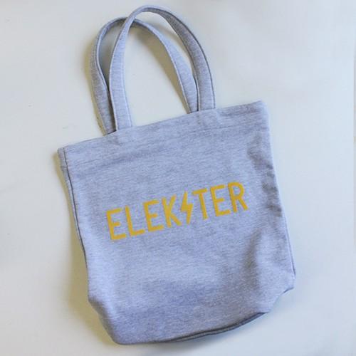 [ELEKITER]エレキテルロゴ トートバッグ