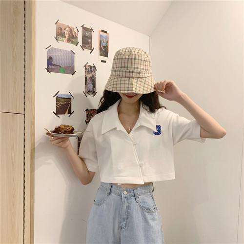【Tシャツ】 足長効果抜群 キュート カジュアル 夏